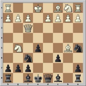 Van Houten - de Oude na 8.Df3
