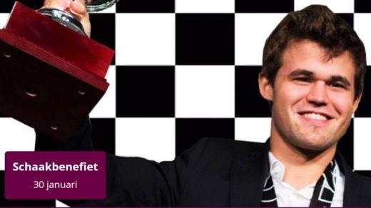 schaakbenefiet