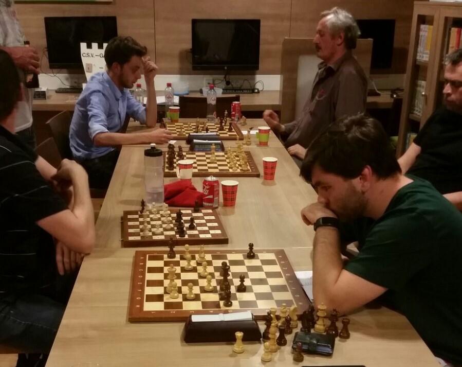 schaken gelijkspel